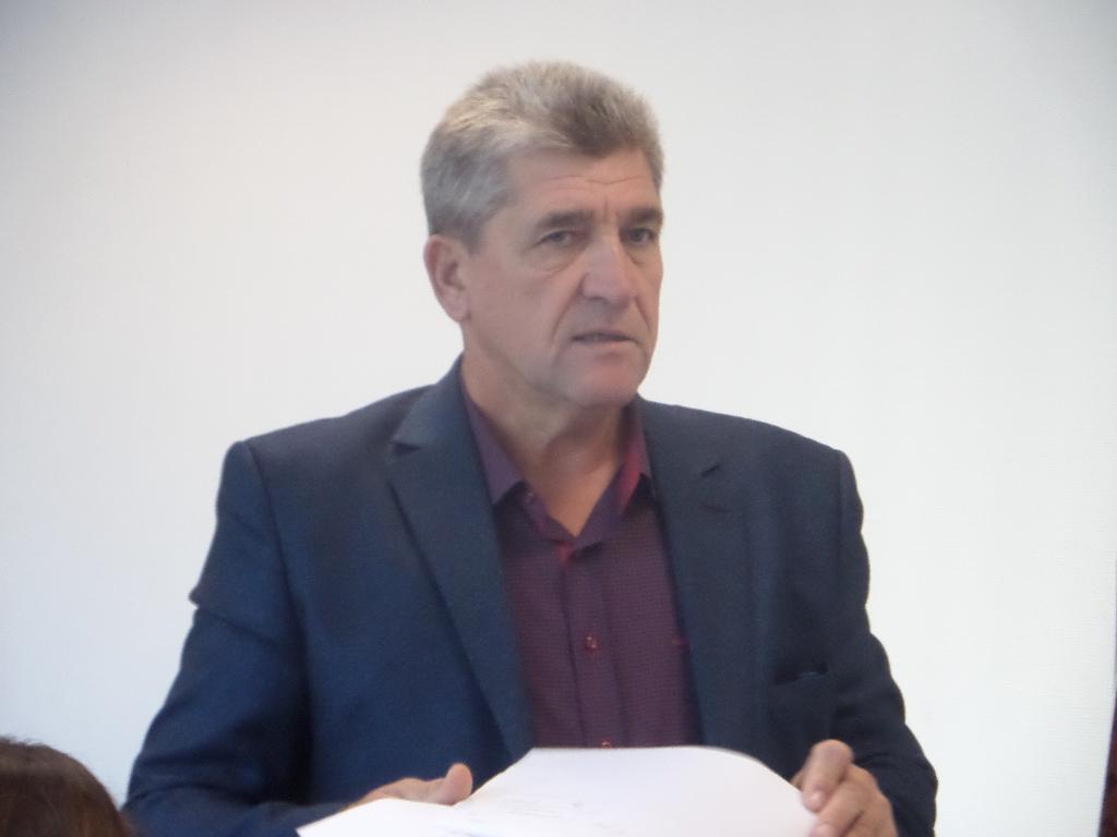 Валерій Іваненко - директор Центру реабілітації дітей із інвалідністю