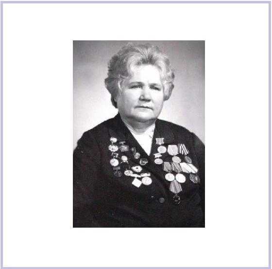 Марія Лагунова