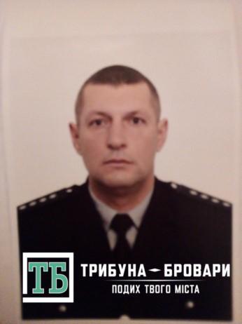 дільничний Юрій Бондаренко