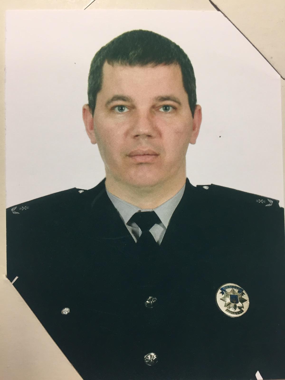 дільничний Юрій Ламаш
