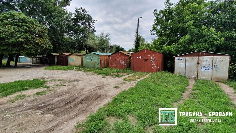 гаражі на М. Лагунової
