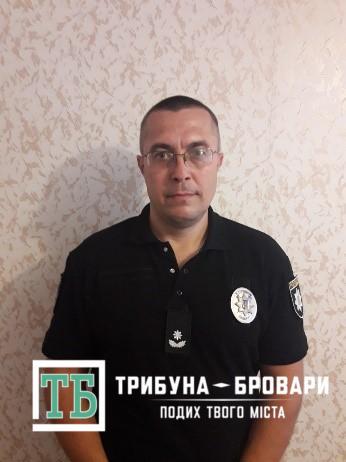 дільничний Ігор Левчугов