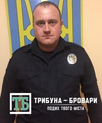 дільничний Юрій Кацуба