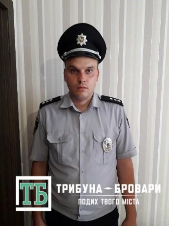 дільничний Ігор Лисенко