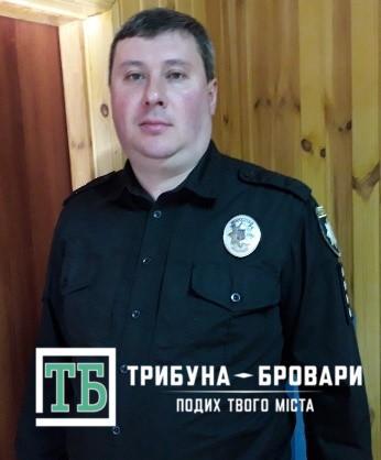 дільничний Олександр Дяченко