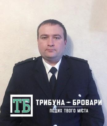 дільничний Олександр Осьмак