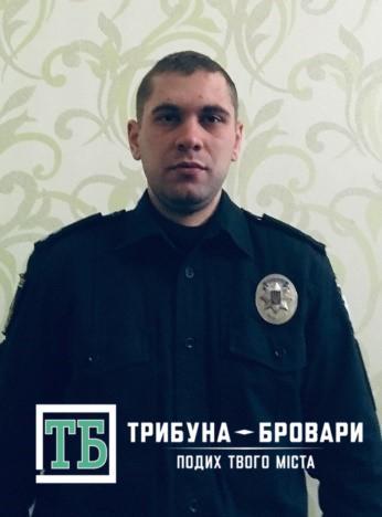 дільничний Петренко Олег