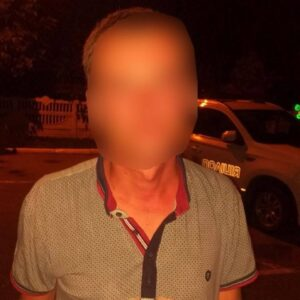 В Броварах поліція затримала крадія
