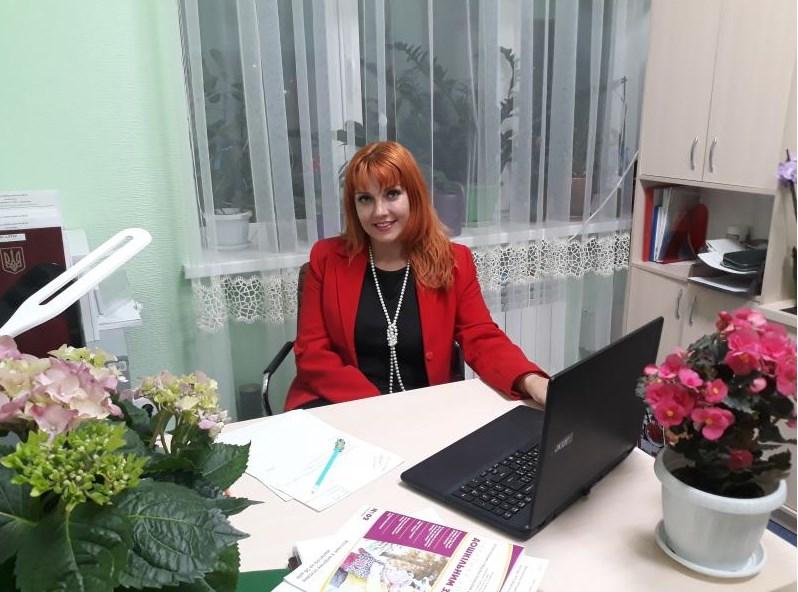Катерина Ходос