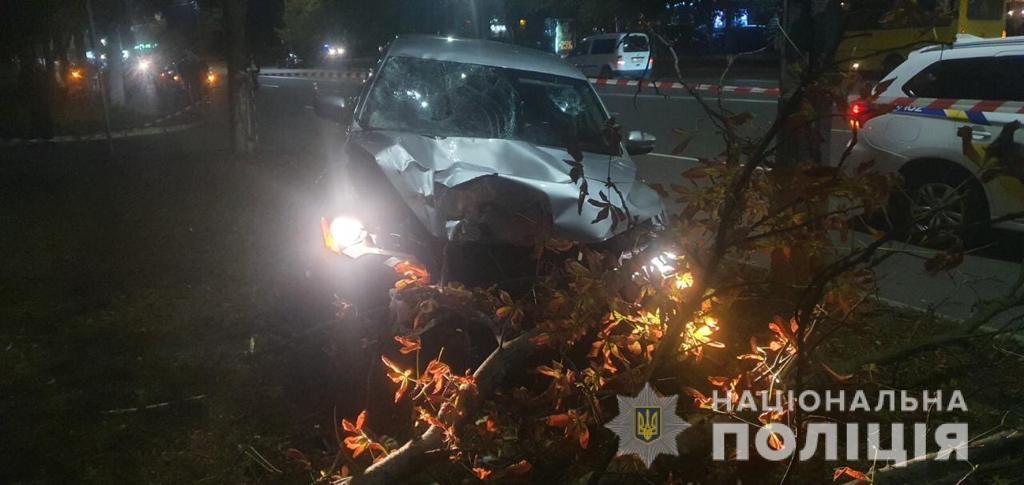 Нетверезий водій збив насмерть жінку