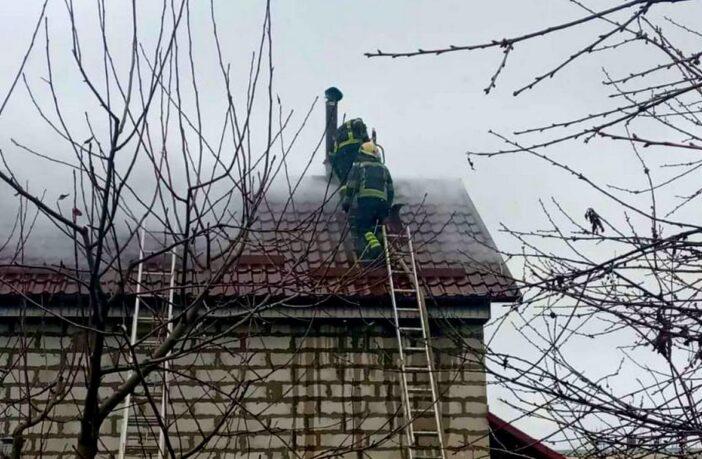 Пожежа Заворичі 13 січня