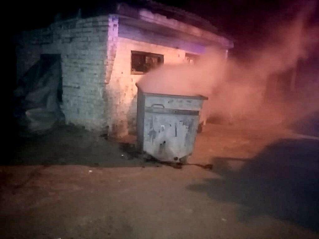 Пожежа Калита 13 січня