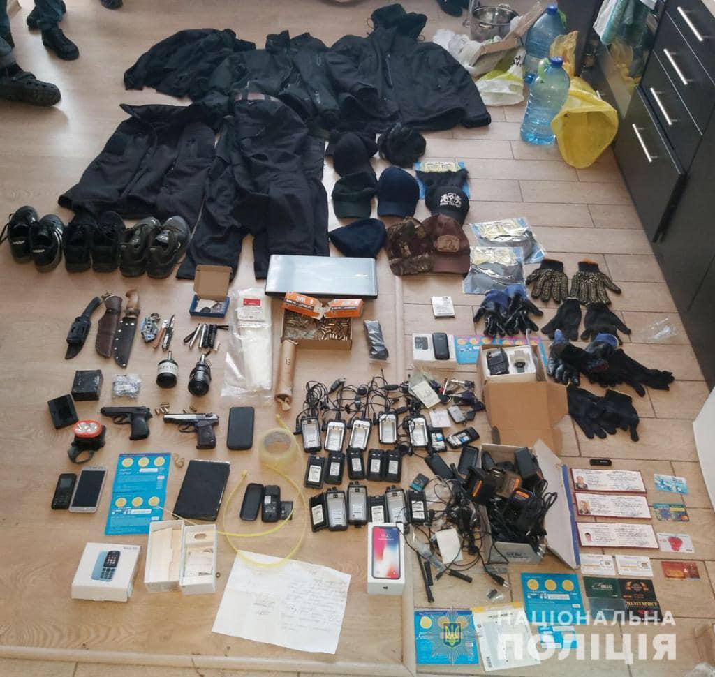 Смотрящий за Лук'янівським СІЗО із Броварів, фото - поліція
